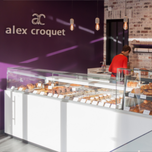 AGENCEMENT PATISSERIE ALEX CROQUET